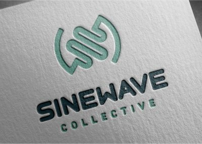 Logodesign Sinewave Collective